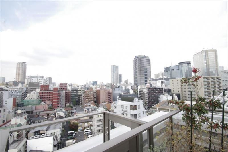 ミッドガーデン赤坂氷川1001号室 (2)