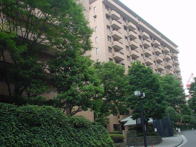 広尾ガーデンヒルズ <サウスヒル D・E・F棟>
