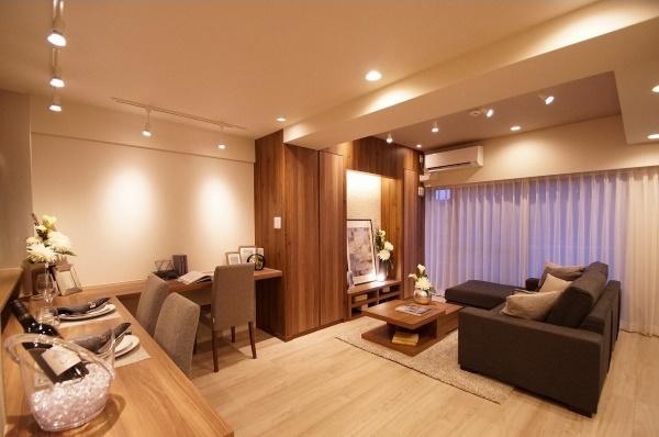 藤和渋谷常磐松ホームズ602号室 (2)