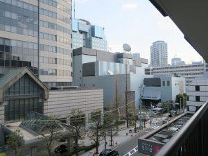 赤坂台マンション_5F眺望
