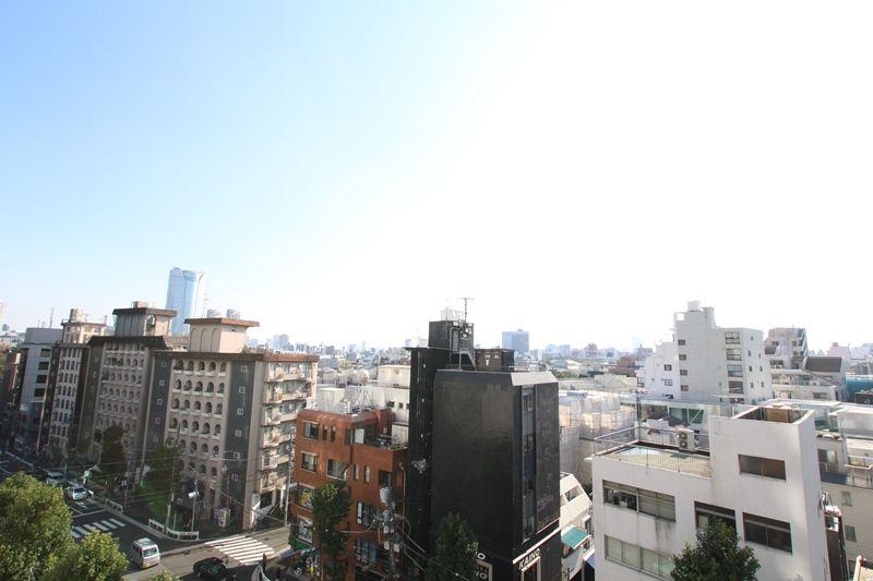 南青山リハイム7F-眺望写真