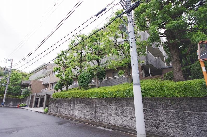 シティコート広尾_外観写真
