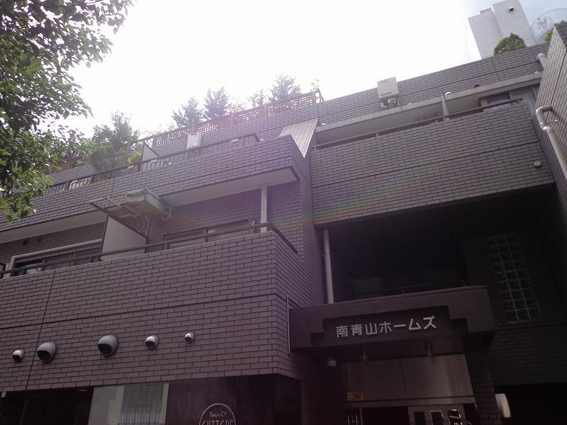 南青山ホームズ外観 (9)