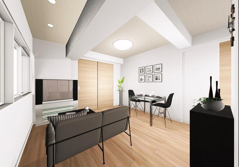 第12宮庭マンション601号室 (4)