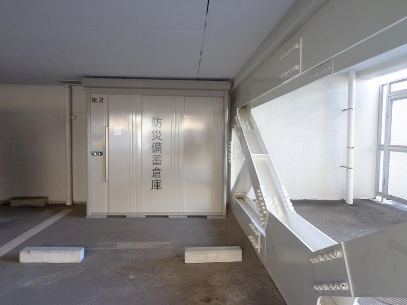 赤坂パインクレスト外観共用部 (32)