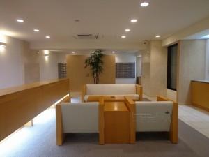 赤坂パインクレスト-エントランスホール