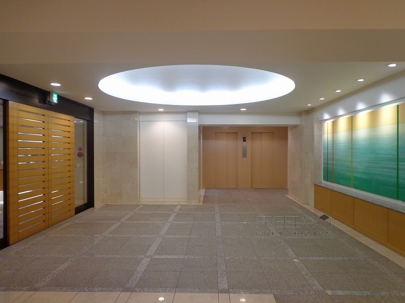 赤坂パインクレスト-共用部