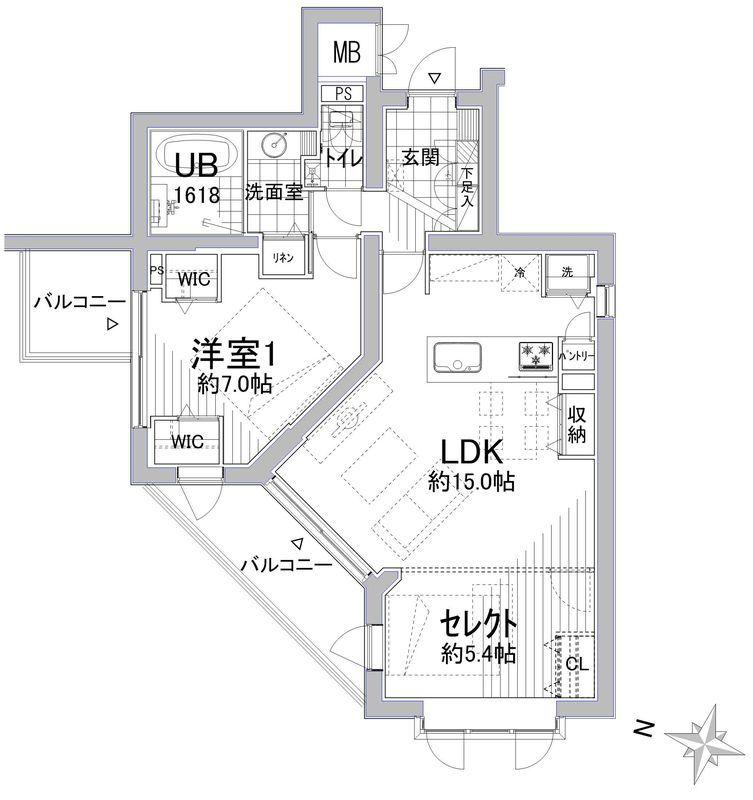 インペリアル表参道2F部分 (2)