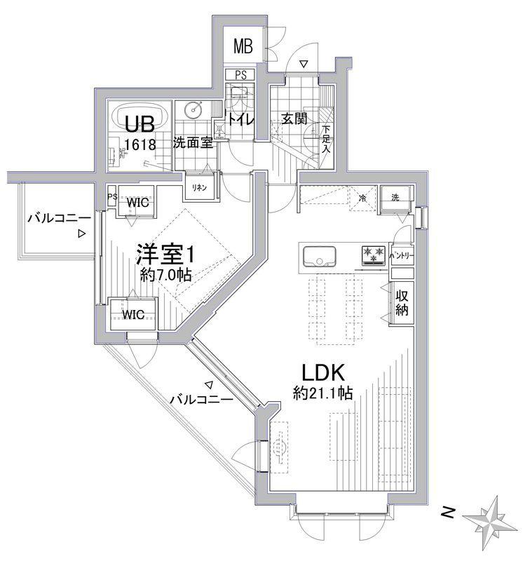 インペリアル表参道2F部分 (1)