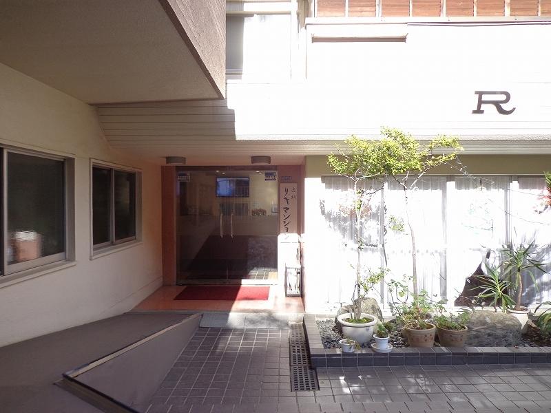 赤坂リキマンション外観共用部 (37)