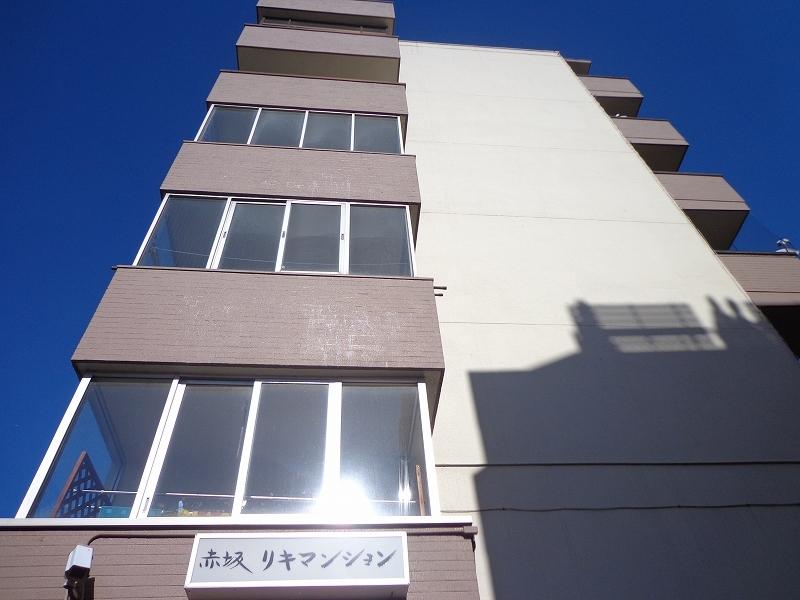 赤坂リキマンション外観共用部 (46)