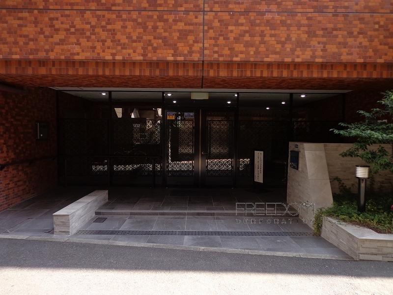 小田急南青山マンション-外観写真