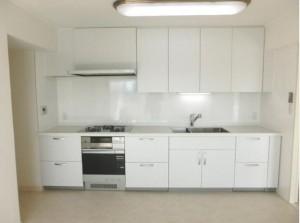 11階キッチン