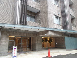 パークハウス赤坂氷川外観 (1)
