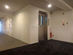 ハイツ赤坂-エレベーターホール