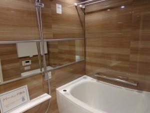 青山コーポラスのバスルーム