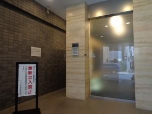 ハイツ赤坂-エントランス画像