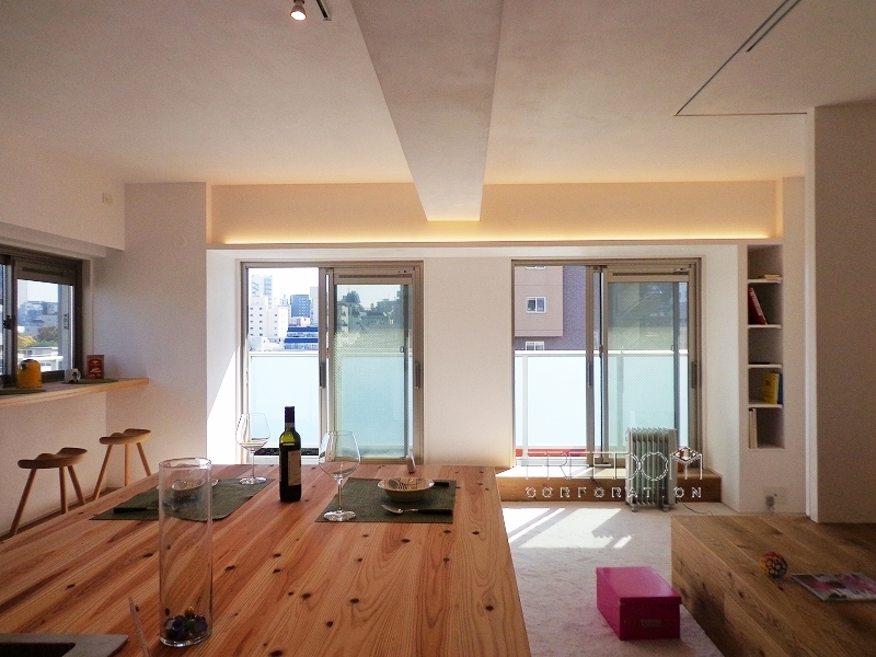 松濤パークハウス4F-室内写真