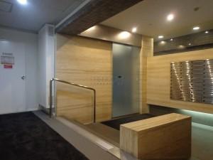 ハイツ赤坂-エントランスホール