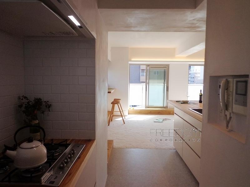 松濤パークハウス4F -室内写真