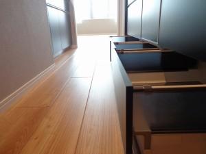 青山コーポラスのキッチン収納