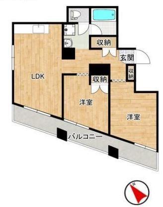 ハイツ赤坂6F