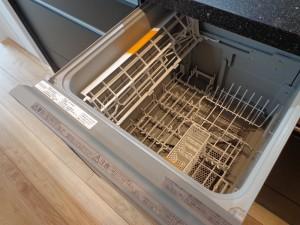 青山コーポラスのキッチン食洗器