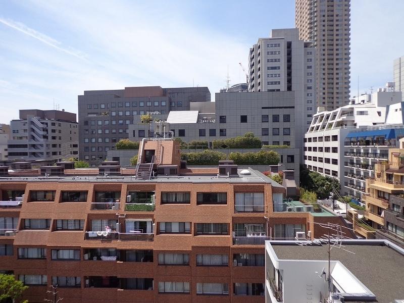 赤坂アーバンライフ-眺望写真