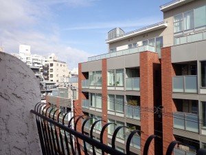赤坂檜町レジデンス5F-眺望写真