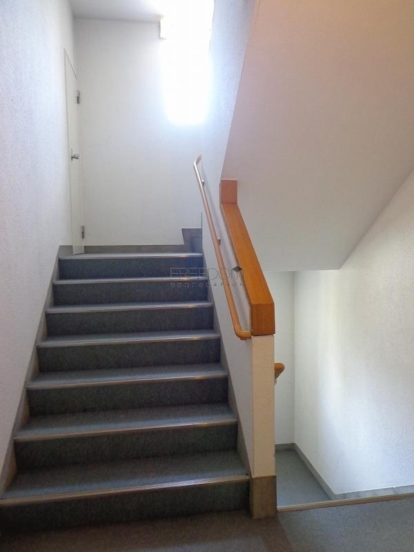 赤坂アーバンライフの共用階段