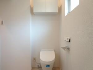 秀和六本木レジデンスのトイレ