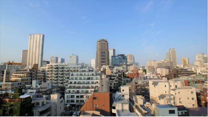 シャトー赤坂台6F-眺望
