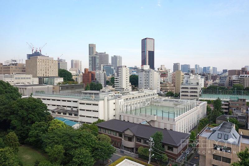 三田綱町パークマンション