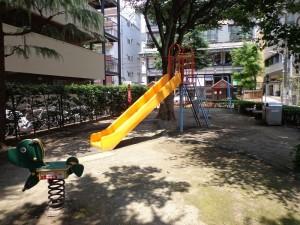 港区立南青山三丁目児童遊園 -写真