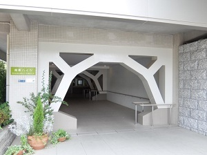 南青ハイツ外観 (1)