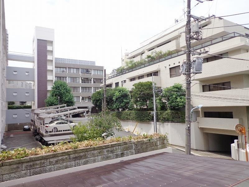 シャトー赤坂台2F-眺望写真