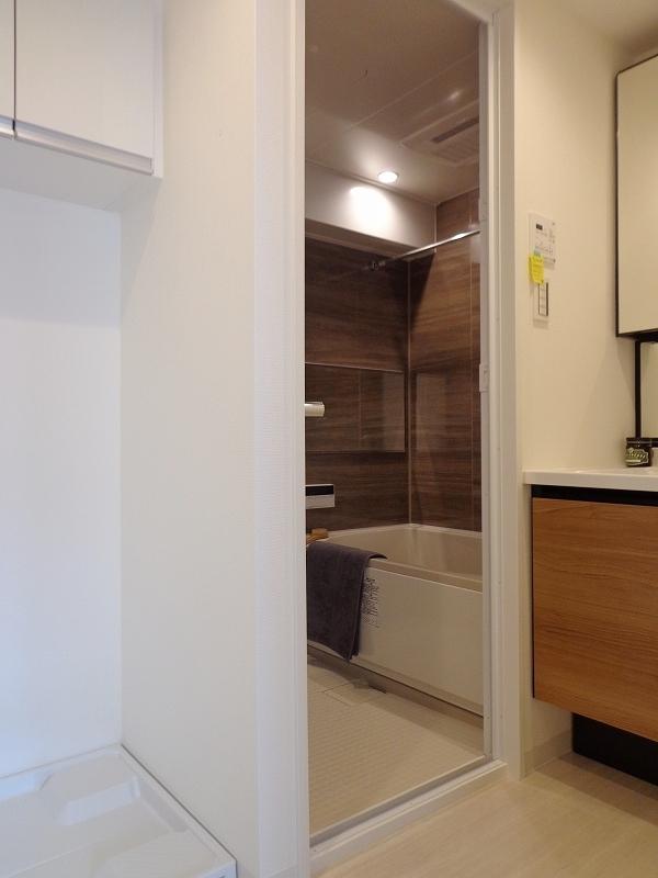 シャトー赤坂台2F-バスルーム写真