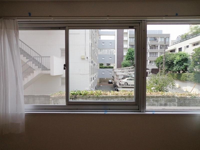 シャトー赤坂台2F部分眺望