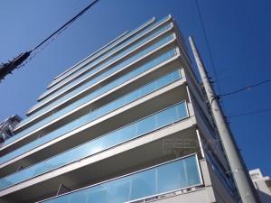 松濤パークハウス-外観写真