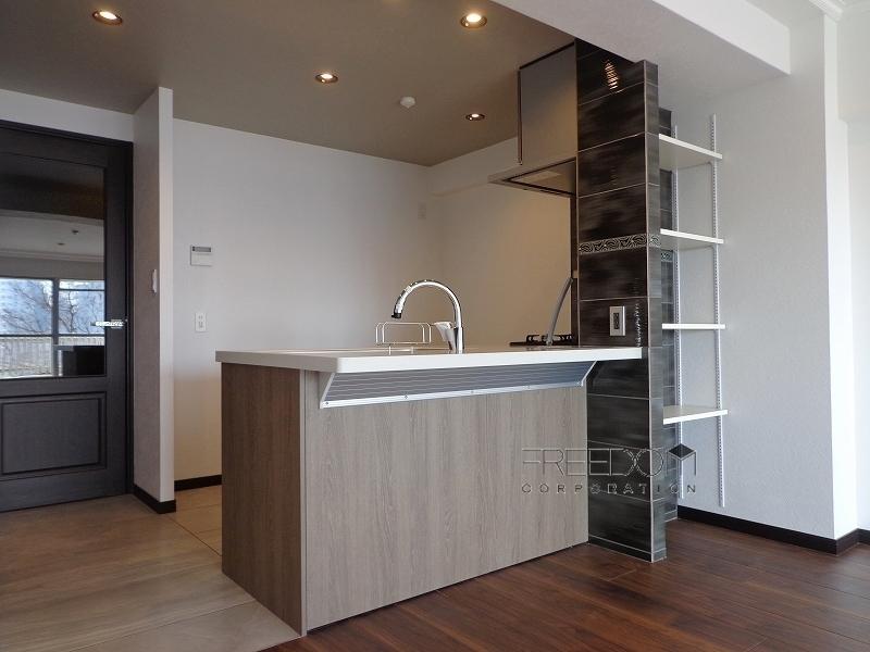 シャトー東洋南青山6F-室内写真 (キッチン)