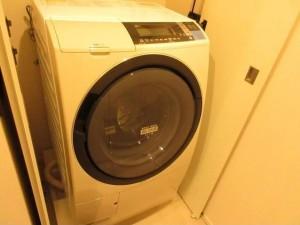 設備_洗濯機