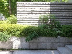 青山ザ・タワー外観共用部 (6)
