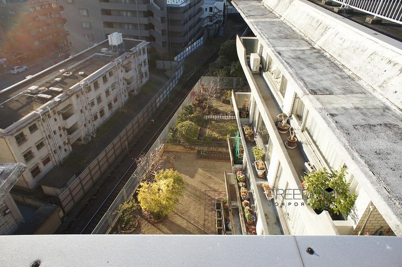 川口アパートメント_共用部写真