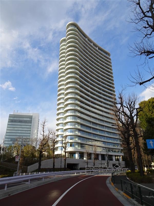 パークコート青山 ザ タワー外観写真