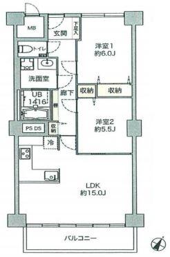 代官山マンション7F