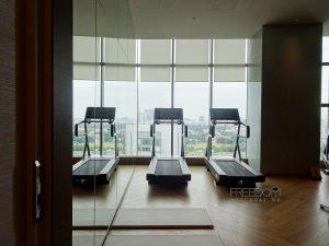 パークコート青山ザタワー_26Fフィットネス