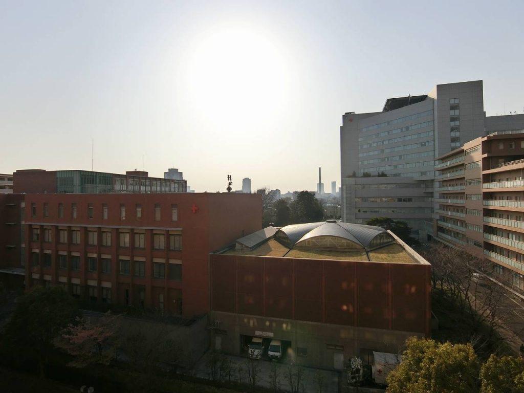 広尾ガーデンヒルズI棟7F_眺望