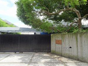 ブラジル大使公邸