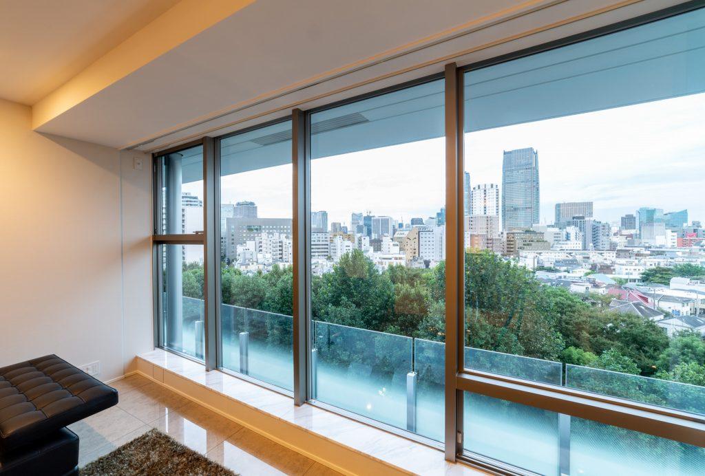 パークコート青山ザタワー7F_室内写真