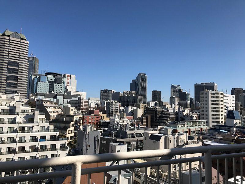 シャトー赤坂台_7F眺望